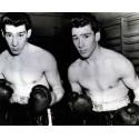 Kray Twins Boxing Gangland Man Cave Pub Gym Bar metal tin sign