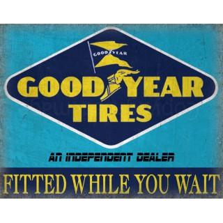 good-year-tyres-vintage-metal-sign
