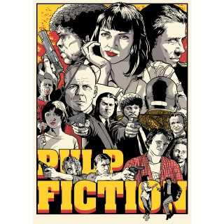 pulp-fiction-movie-film-metal-tin-sign