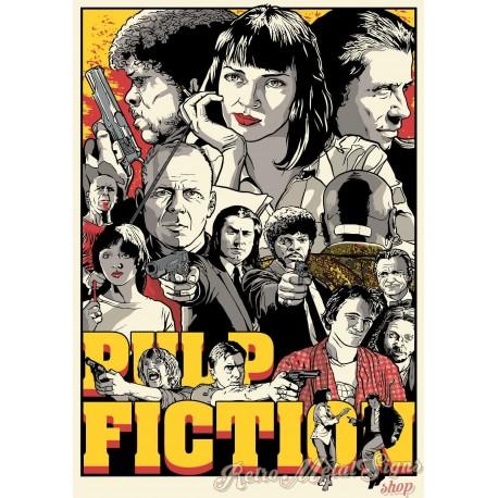 pulp-fiction-movie-film-metal-tin-sign