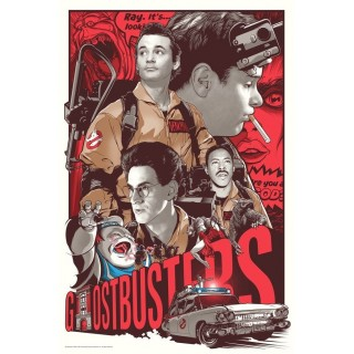 Ghostbusters  movie film metal tin sign poster plaque