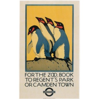 london-underground-zoo-1921-metal-sign
