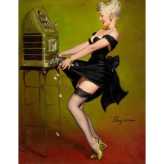 jackpot-elvgren-pin-up-metal-sign