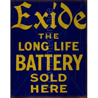 exide-batteries-vintage-garage-metal-tin-sign