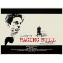 Raging Bull movie film metal tin sign poster plaque