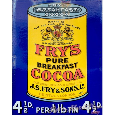 frys-cocoa-vintage-food-metal-tin-sign
