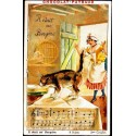 Chocolat Payraud metal tin sign poster wall plaque