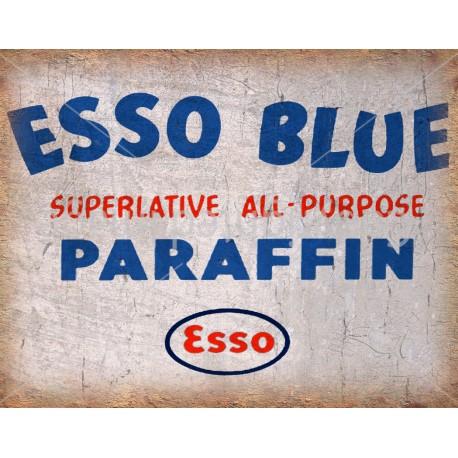 esso-blue-parrafin-vintage-garage-metal-tin-sign