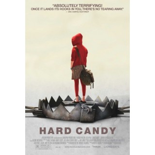 Hard Candy Horror movie film metal tin sign poster wall plaque