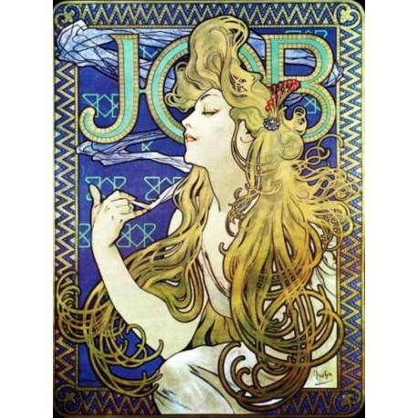 paper-cigarettes-job-vintage-tobacco-pub-bar-metal-tin-sign