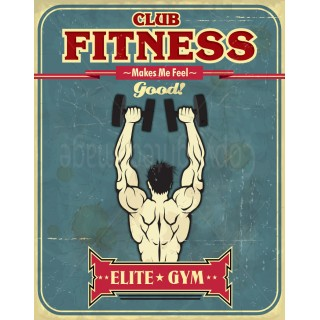elite-gym-metal-tin-sign