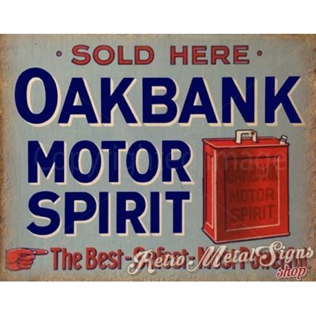 oakbank-motor-spirit-oil-metal-sign