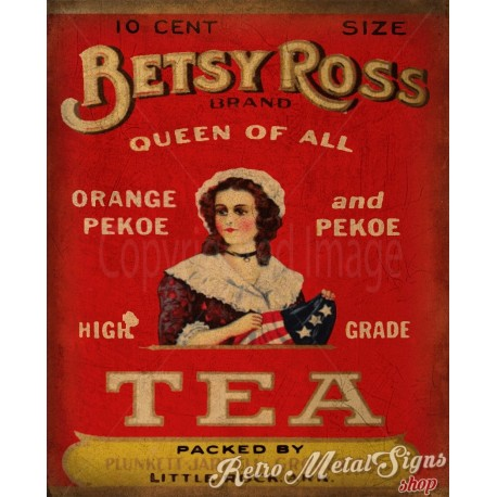 betsy-ross-tea-metal-tin-sign