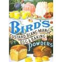 Bird's Powders  vintage  food metal tin sign poster wall plaque