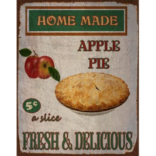 homemade-apple-pie-vintage-metal-sign