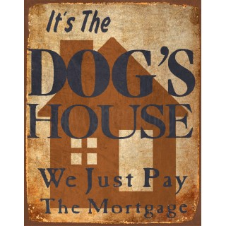 dog-house-funny-metal-tin-sign