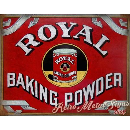 royal-baking-powder-metal-sign