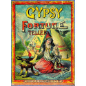 Gypsy Fortune Teller metal tin sign poster wall plaque