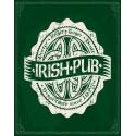Irish  Pub vintage retro metal tin sign