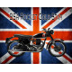 Bsa Rocket Gold Star motorcycle metal tin sign poster wall plaque