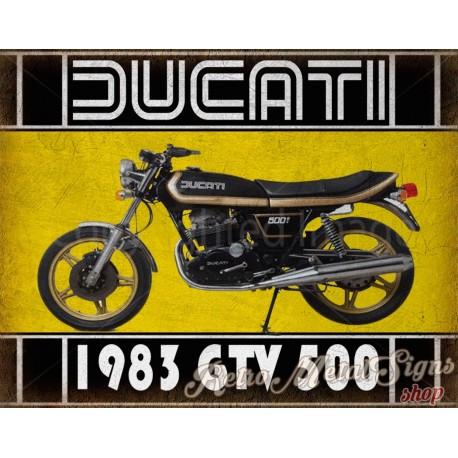 ducati-gtv-500-vintage-metal-sign