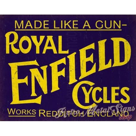 royal-enfield-cycles-vintage-metal-sign