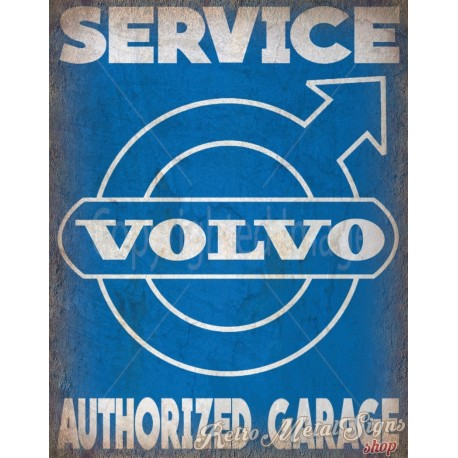 volvo-service-vintage-metal-tin-sign