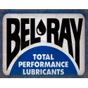 Bell Ray Racing Oil vintage metal tin sign wall plaque