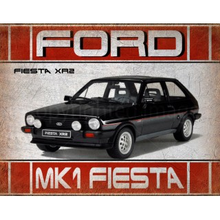 ford-fiesta-mk1-xr2-vintage-metal-tin-sign