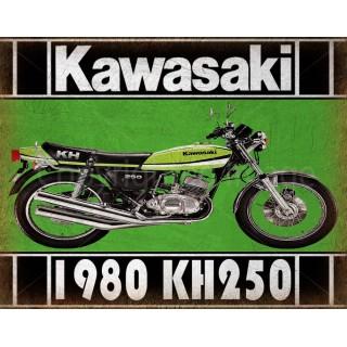 1980-kawasaki-kh250-motorcycle-metal-tin-sign
