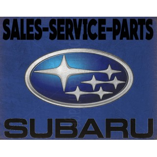 subaru-service-vintage-metal-tin-sign