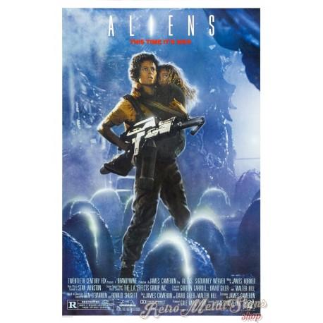 alien-2-movie-film-metal-sign