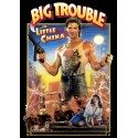 Big Trouble in Little China movie film metal tin sign poster plaque