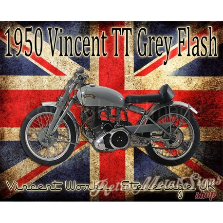 vincent-tt-grey-flash-tin-sign