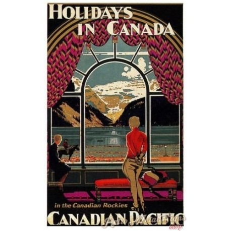 holidays-in-canada-metal-sign