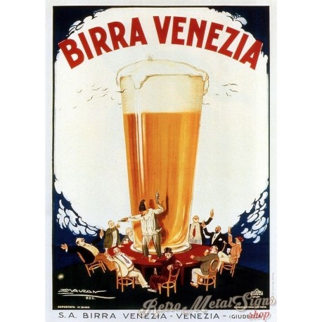 birra-venezia-beer-tin-sign