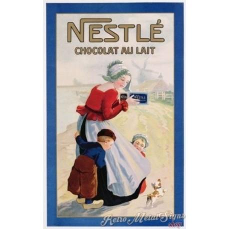 nestle-chocolat-tin-sign