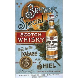 browns-scotch-whisky-metal-sign