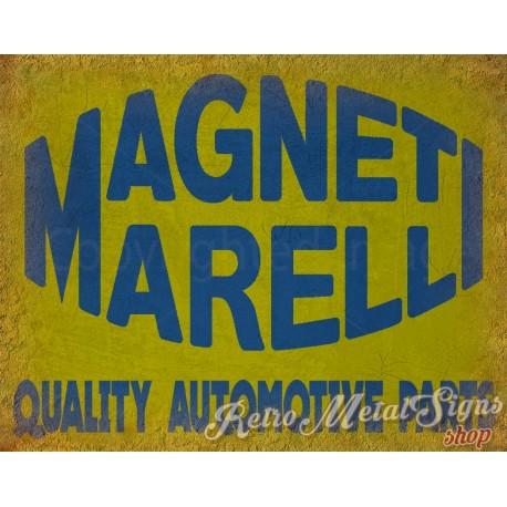 magneti-marelli-metal-sign