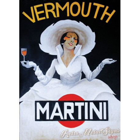 martini-vermouth-metal-sign