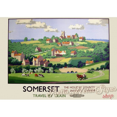 somerset-by-train-vintage-tin-sign