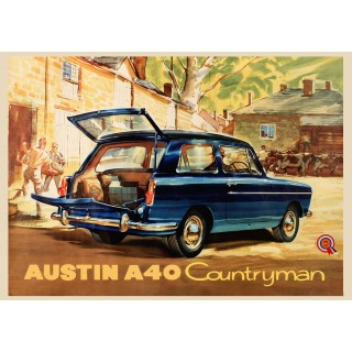 austin-a40-countryman-tin-sign