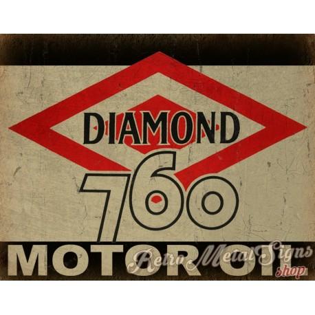 diamond-motor-oil-metal-sign