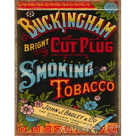 buckingham-vintage-tobacco-metal-sign