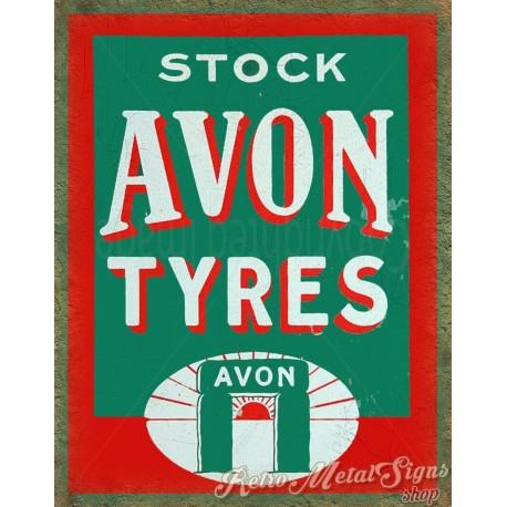 avon-tyres-metal-sign
