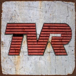 TVR cars metal tin signs