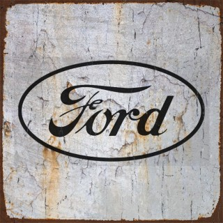Ford cars metal tin signs