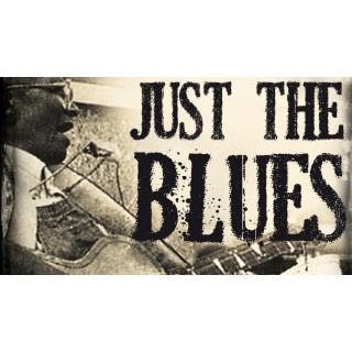 Blues metal tin sign posters